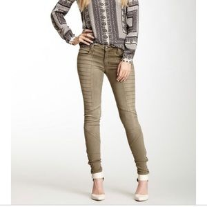 ❣️NEW Frankie B. Perfect Fit Motocross Zip Jeans